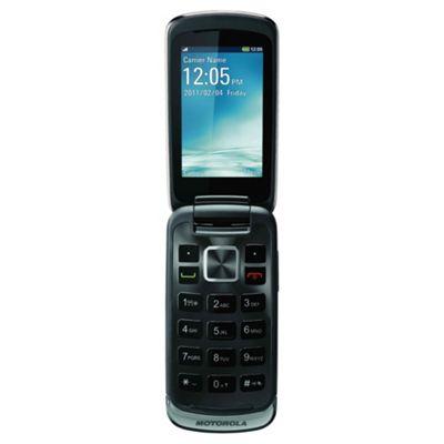 Tesco Mobile Motorola Gleam + Black
