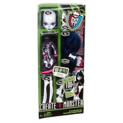 Monster High Create A Monster Accessory Pack