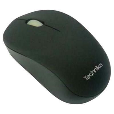 Technika Wireless Mouse Black