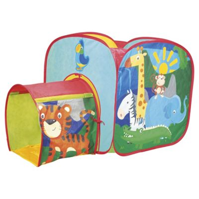 Carousel My First Combo Playset with Tunnel