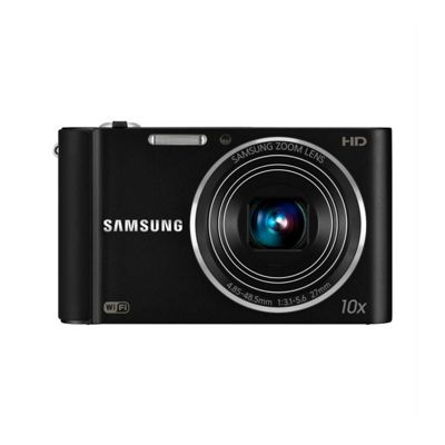 Samsung Camera ST200F Digital Camera, Black, 16.1MP, 5x Optical Zoom, 3.0 inch LCD Screen
