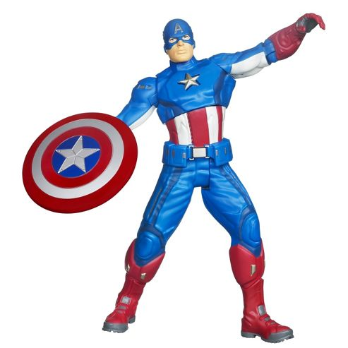 Marvel Ultimate Avengers Captain America Action Figure