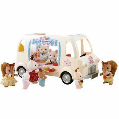 Sylvanian Families - Ice Cream Van