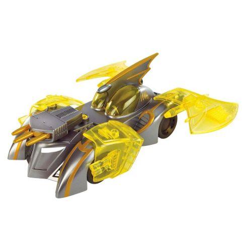 Batman Stealth Strike Stealth Jet Batmobile