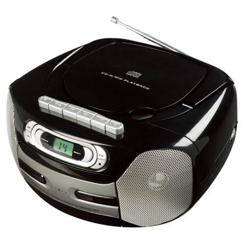 Tesco BB 211KECR Boombox Cassette player