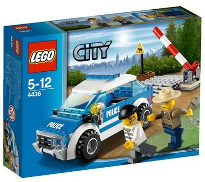 LEGO 436 City Patrol Car