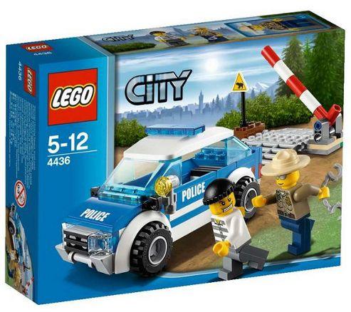 LEGO 436 City Patrol Car