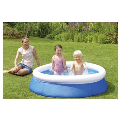 Tesco 5ft Quick Up Pool Set