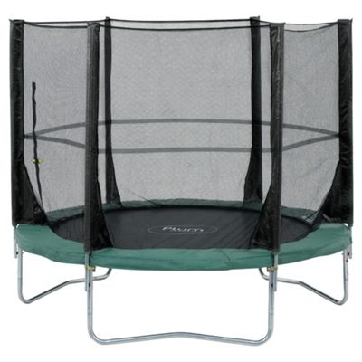 Plum Space Zone 8ft Trampoline & 3G Enclosure