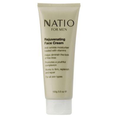 Natio Natio For Men Rejuvenating Face Cream