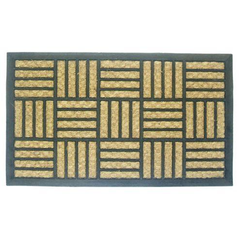 Panama Rubber And Coir Doormat 40x60cm