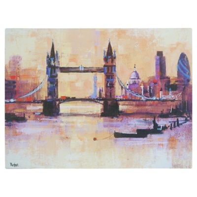 Tower Bridge London Canvas