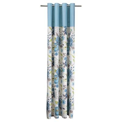 Jasmine Blossom Eyelet Curtains W168xL183cm (66x72