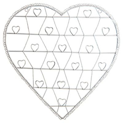 Heart Memo/Photo Holder