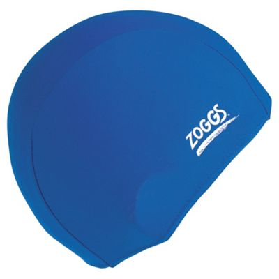 Zoggs Deluxe Stretch Swimming Cap