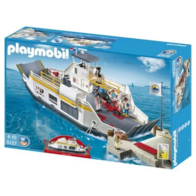 Playmobil 5127 Harbour Ferry