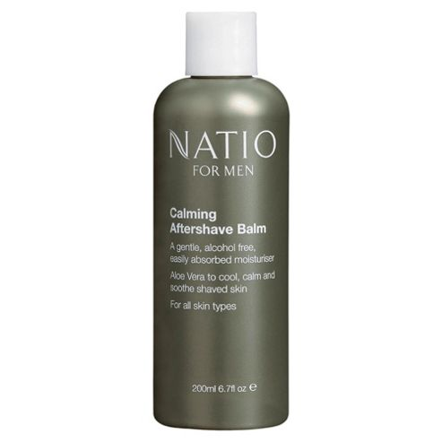 Natio Natio For Men Calming Aftershave Balm