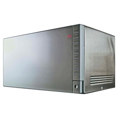 Tesco Combination Microwave Oven, 25L - Stainless Steel