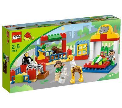 LEGO Duplo Animal Clinic 6158