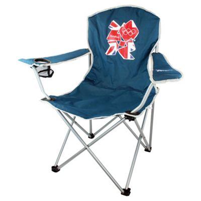 Highlander London 2012 Olympics Camping Chair, 2012 Emblem