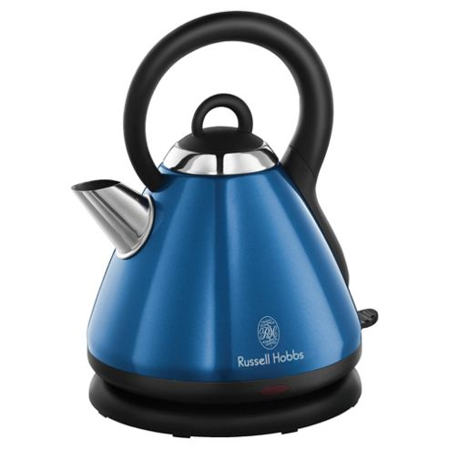Russell Hobbs 1.8 litre Heritage Kettle Blue