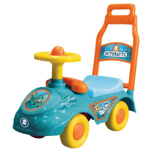 Octonauts Ride-On Car