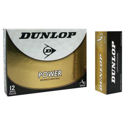 Dunlop DDH 12 pack golf balls