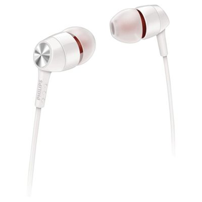 Philips In-Ear Headphones White SHE8000/10