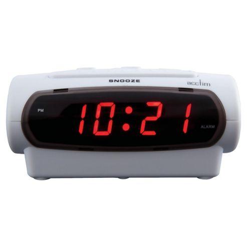 Acctim Gemini Alarm Clock