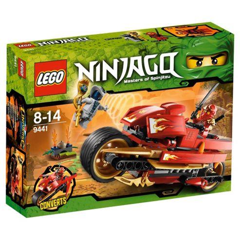 LEGO Ninjago Kais Blade Cycle 9441