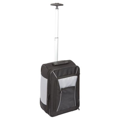 Tesco Lightweight 2-Wheel Suitcase, Small