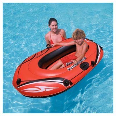Bestway Inflatable Boat Red