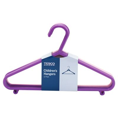 Standard Kids Hangers - Girls - 12 pack