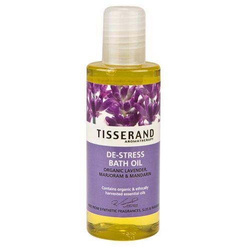 Tisserand De-Stress Bath Oil
