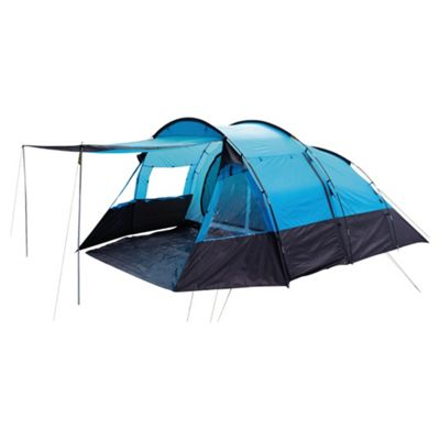 Tesco 6-Man Tunnel Tent