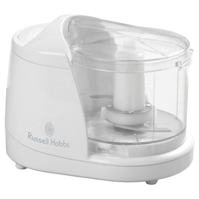 Russell Hobbs Food Collection Mini Chopper - White