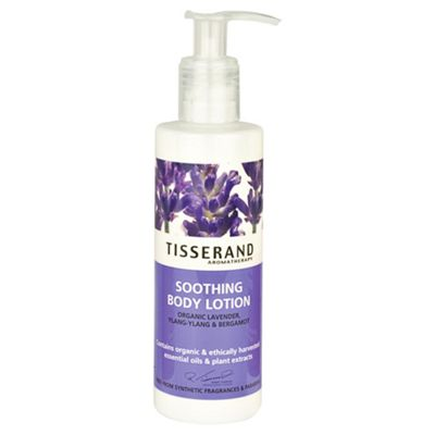 Tisserand Soothing Body Lotion (Lavender, Ylang-Ylang & Bergamot)