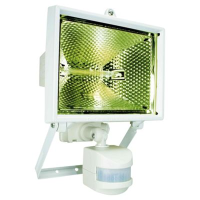 Byron Elro 400W Halogen Security Light ES400, White