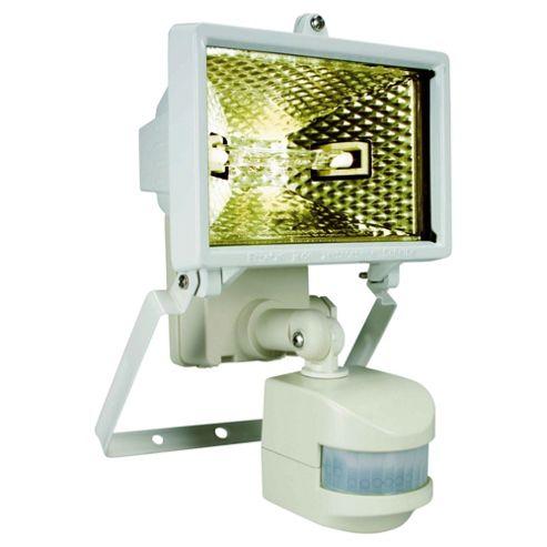 Byron Elro 120W Halogen Security Light ES120, White