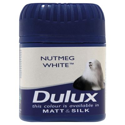 Dulux Emulsion Paint Tester, Nutmeg White