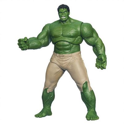 Marvel Ultimate Avengers Hulk Action Figure