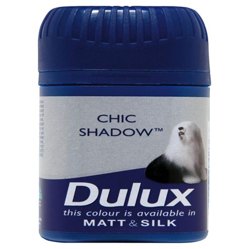 DULUX CHIC SHADOW TESTER