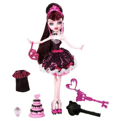 Monster High Sweet 1600 Doll Draculaura