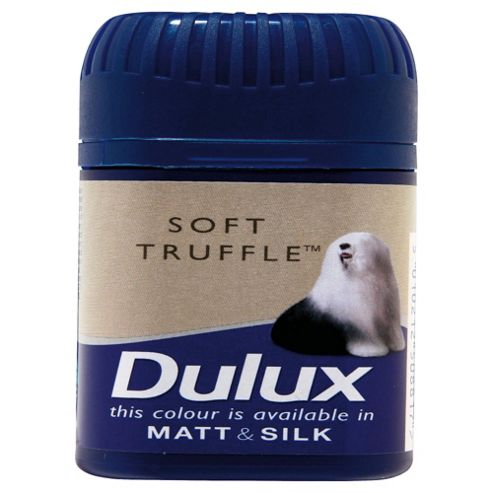 DULUX SOFT TRUFFLE  TESTER