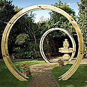 Charlton Freestanding Flower Circle