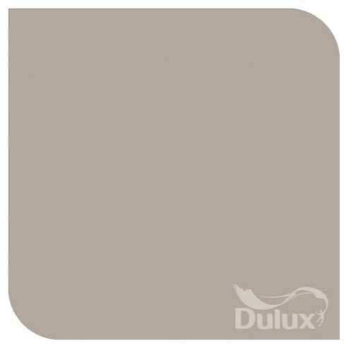 Dulux Silk Emulsion Paint, Soft Truffle, 2.5L