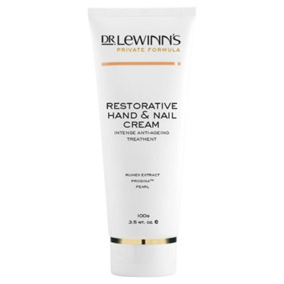 Dr Lewinns Restorative Hand & Nail Cream 100G