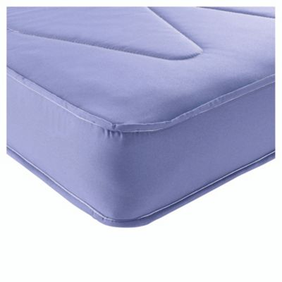 Airsprung Single Mattress, Essentials Kids Waterproof Anti Dust, Lilac
