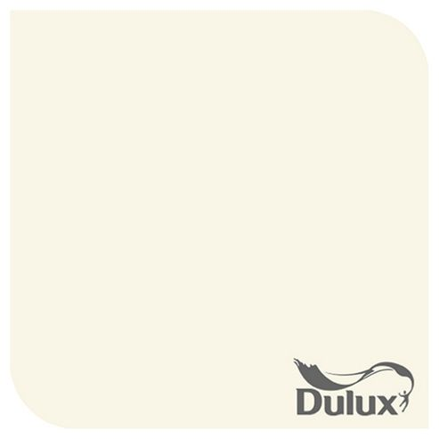 Dulux Quick Dry Wood & Metal Gloss, Pure Brilliant White, 2.5L