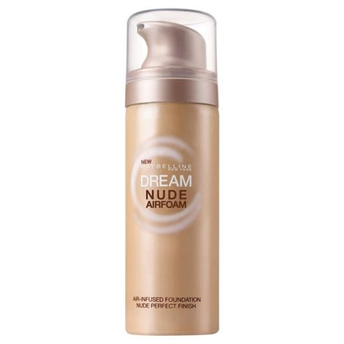 Maybelline Foundation Dream Air Foam 048 Sun